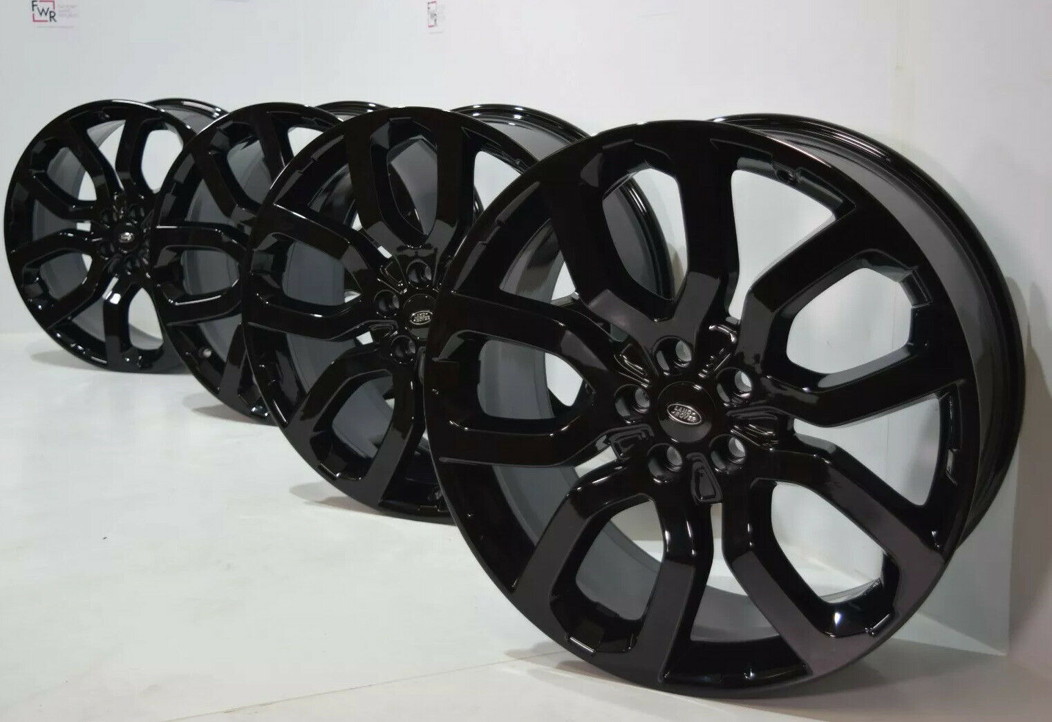 "22"" Range Rover Sport Full Size 22 inch WHEELS RIMS Land OEM FACTORY black 72247"