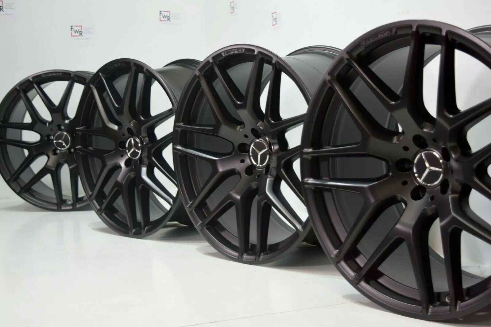 22″ Mercedes-Benz GLE 63 GLE63 GLE43 GLE550 COUPE AMG WHEELS ***FITS only GLE COUPE up to 2019 ***