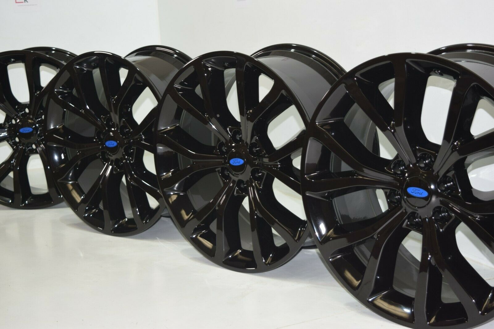 22″ Ford Expedition F-150 Factory OEM 2019 2020 BLACK rims wheels 10145