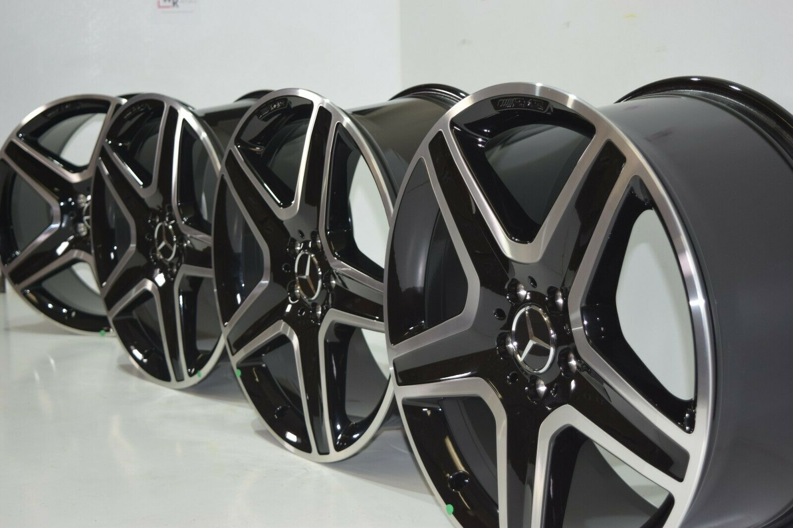 "20"" Mercedes Benz GLE350 GLE400 GLE ML350 Factory OEM AMG wheels Rims 20"