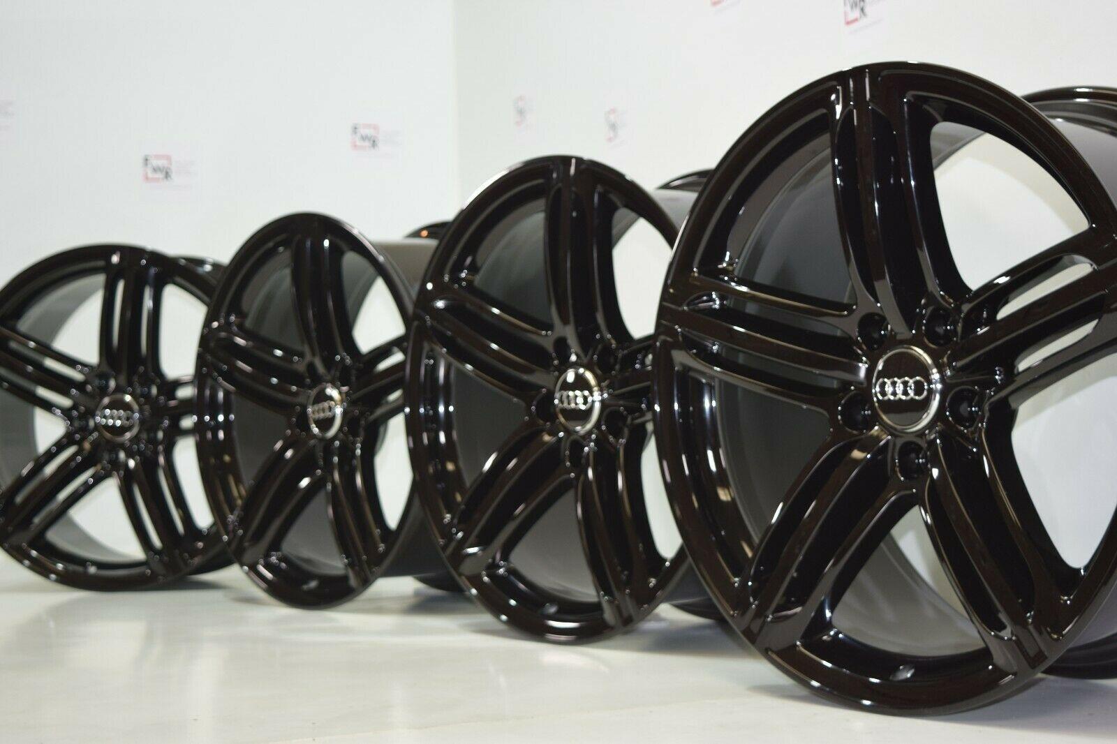21″ AUDI Q7Black rims Factory OEM Rims 58886