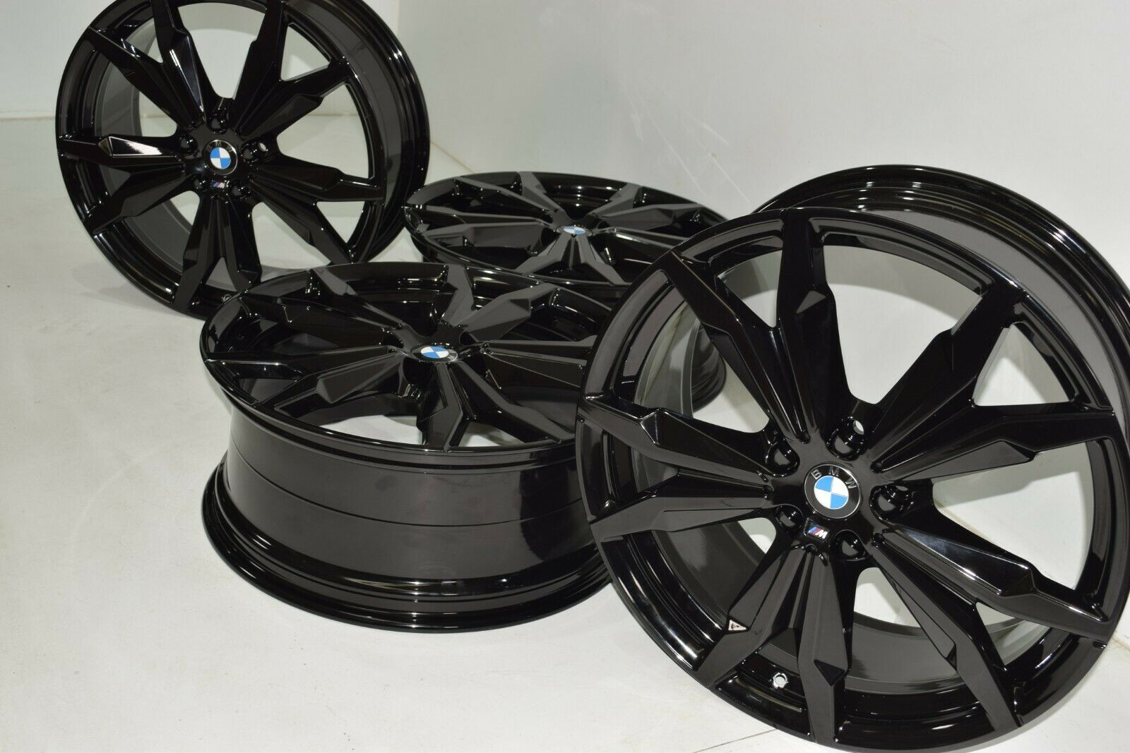 BMW X1 X2 2018 2019 2020 20″ Factory OEM Wheels Rims black 86480 36108008659
