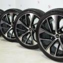 21″ AUDI SQ5 Q5 2021 2021 Factory OEM Genuine Wheels Rims Tires 21